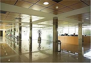 Instalaciones Hospital Nisa Pardo de Aravaca
