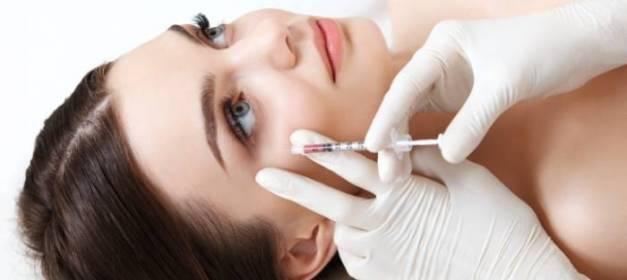 Medicina estética facial. Mesoterapia facial
