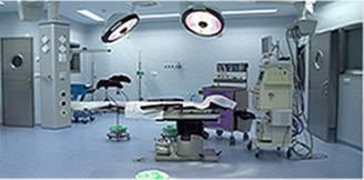 Quirófano Hospital Nisa Pardo de Aravaca