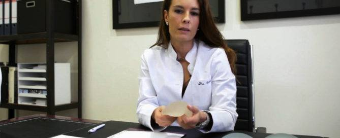 tipos de protesis mamarias para aumento de senos