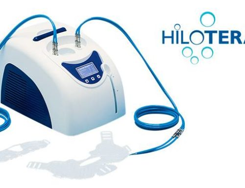 Hiloterapia: Reduce el dolor e inflamaciones después de la cirugía