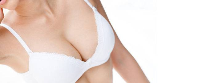 pecho tras la reducción mamaria