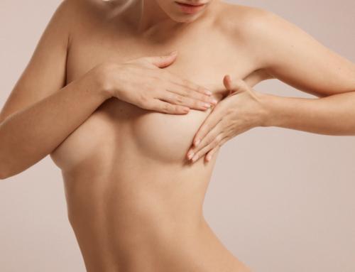 Tipos de pechos en mujeres, según tamaño y forma